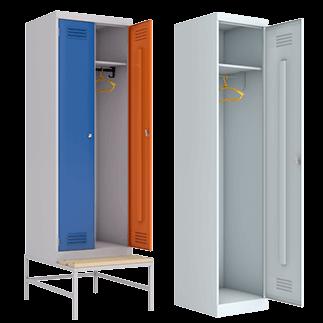 Металлические шкафы для одежды  новгороде